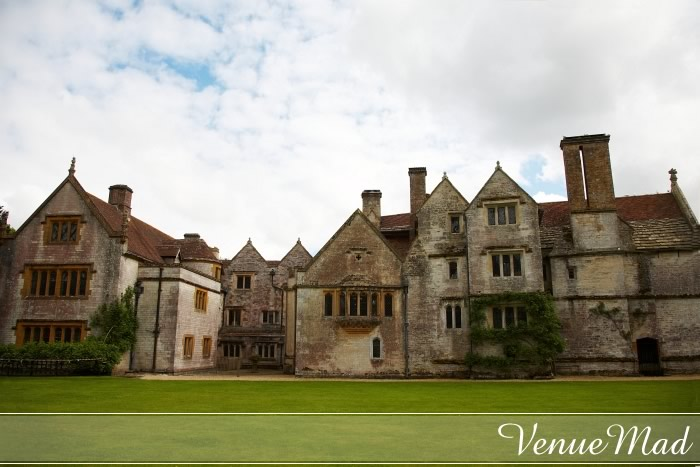 Athelhampton House Dorset Wedding Venue