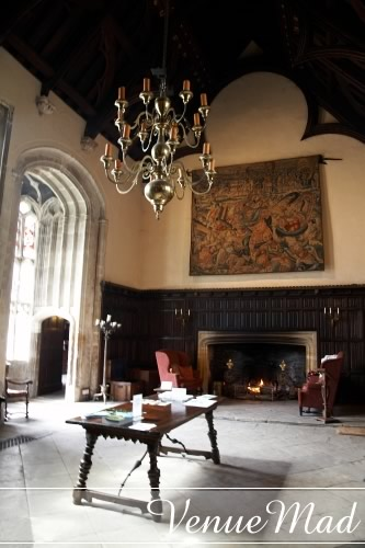 Grand Hall Athelhampton House