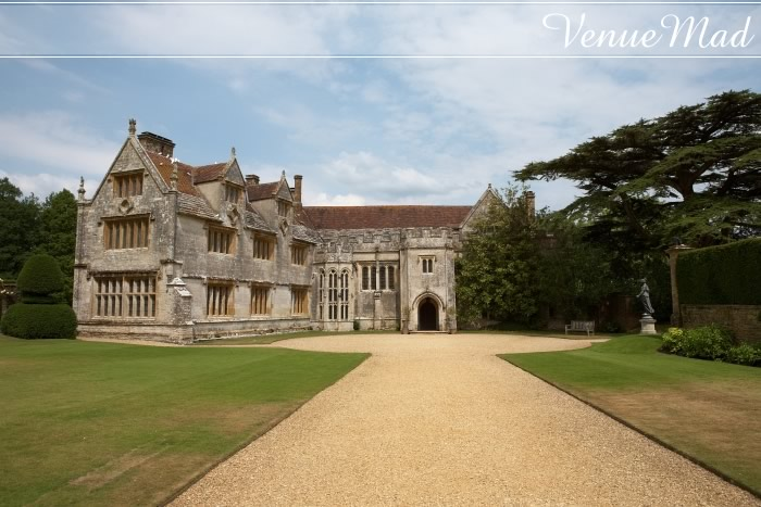 Wedding Athelhampton House Photos