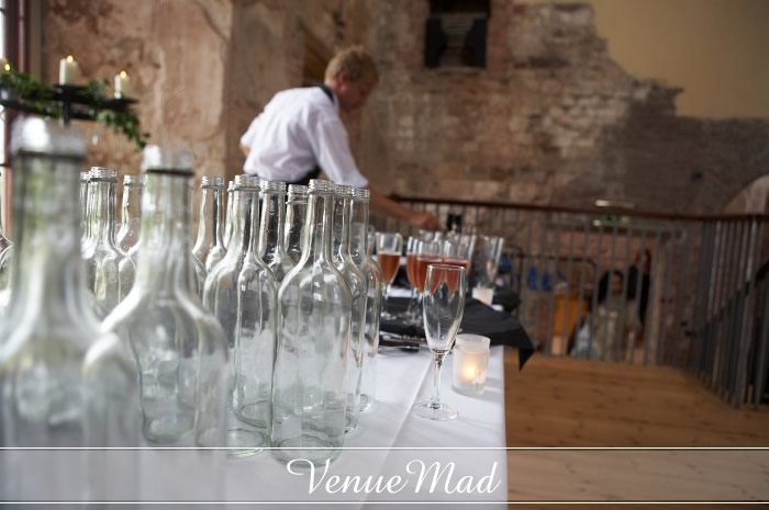 Castle Wedding Catering