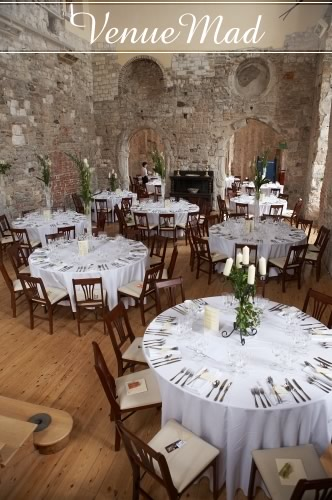 Castle Wedding In Dorset