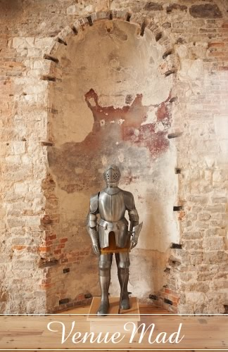 Suit of Armour at Lulworth Castle