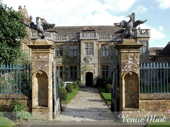 Mapperton House in Dorset